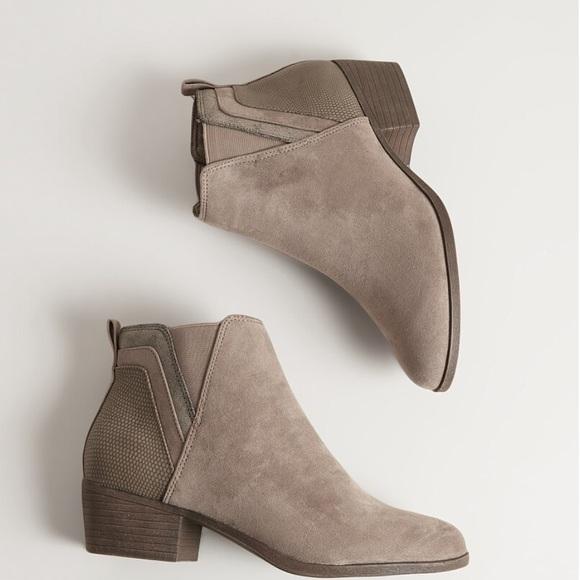 Madden Girl Womens Hooper Ankle Boots